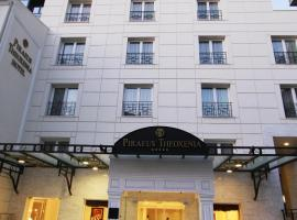 Piraeus Theoxenia Hotel, hotel in Piraeus