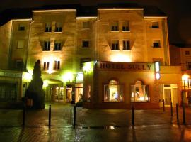 Hotel Sully, family hotel in Nogent-le-Rotrou