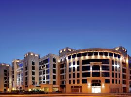 Mövenpick Hotel Apartments Al Mamzar Dubai, hotel in Dubai