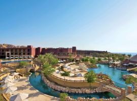 Mövenpick Resort & Spa Tala Bay Aqaba, spa hotel in Aqaba