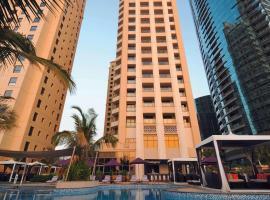 Mövenpick Hotel Jumeirah Beach, hotel near Dubai Marina Mall, Dubai