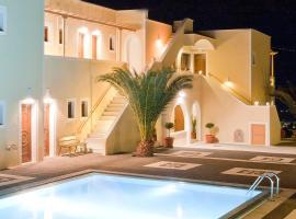 Villa Danezis, hotel in Mesaria