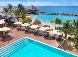 Curacao Avila Beach Hotel, hotel in Willemstad