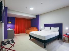 Rede Andrade Docas, budget hotel in Belém