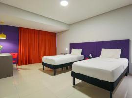Rede Andrade Docas, hotel em Belém