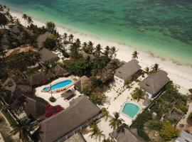 Sea View Lodge Boutique Hotel, hotel in Jambiani