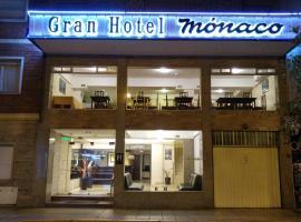 Gran Hotel Monaco, отель в городе Мар-дель-Плата