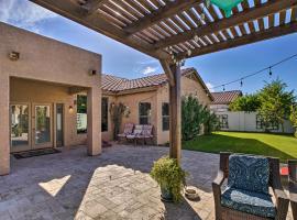 Phoenix Area Retreat with Patio - Pets Welcome!, vacation rental in Phoenix