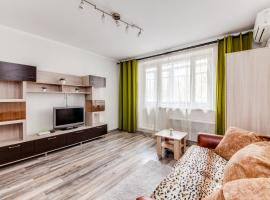 Apartment on Vilisa Lacisa 13 k 1, hotel in Moscow