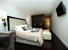SUITES LONDRES 212, serviced apartment in Mexico City