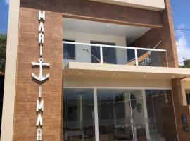 POUSADA MARITIMAR, hotel near Maragogi Beach, Maragogi