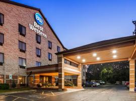 Best Western Inn & Suites - Midway Airport, hotel near Midway International Airport - MDW, Burbank