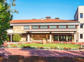Mercure Petriolo Siena Terme Spa Hotel, hotel in Terme di Petriolo
