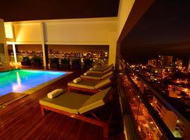 Dazzler by Wyndham Lima Miraflores, hôtel à Lima