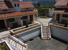 Gran Hotel Primitivo, hotel em Cotacachi