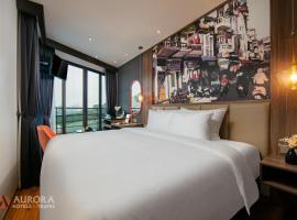 Aurora Central, hotel em Hanói