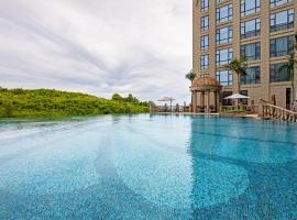 Jin Bei Palace Hotel, отель в Сиануквиле