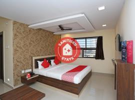 OYO 11549 Crystal INN, hotel in Jamshedpur