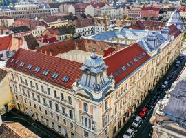 Hotel Agape, hotel din Cluj-Napoca