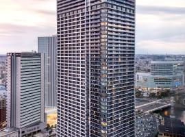 Oakwood Suites Yokohama, apartment in Yokohama