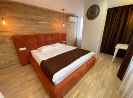ALOFT APART HOTEL, hotel in Belgorod