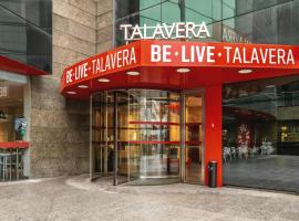 Be Live City Center Talavera, boutique hotel in Talavera de la Reina