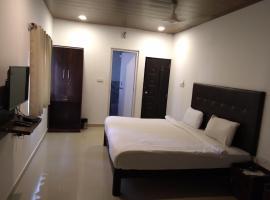 The Hotel Balaji, hotel in Calangute
