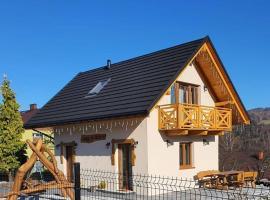 Domek na wzgórzu – dom wakacyjny w Wiśle