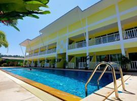 OYO 75361 Phuket Airport Sonwa Resort, отель в городе Най-Янг-Бич