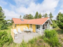 Holiday home Henne XVI, overnatningssted i Henne Strand