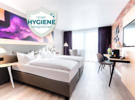 ACHAT Hotel Offenbach Plaza, hotel near German Leather Museum Offenbach, Offenbach
