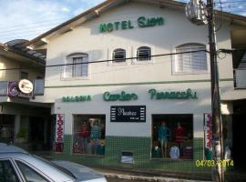 Hotel Sion, hotel perto de Praça Adhemar de Barros, Monte Sião