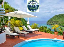 Marigot Palms Luxury Caribbean Apartment Suites