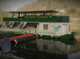 Hausboot MS Donautal, boat in Neuhaus