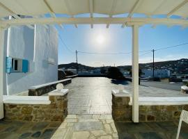 Eleftheria Hotel & Apartments, hotel in Ornos