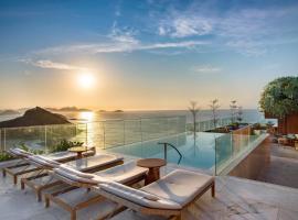 Hilton Copacabana Rio de Janeiro, beach hotel in Rio de Janeiro