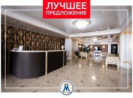 Hotel Pokrovsk, отель в Энгельсе