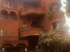 SARNAS, apartment in New Delhi