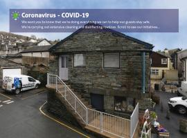 The Sorting Office - Spacious Modern Home with parking in Central Ambleside, apartment in Ambleside