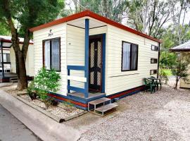 Wangaratta Caravan Park, hotel in Wangaratta