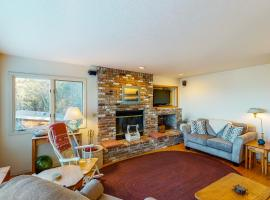Secluded Cannon Beach Escape, vacation rental in Cannon Beach