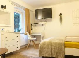 Gemütliche sanierte 1 Zimmer Wohnung im Zentrum, Ferienwohnung in Kiel