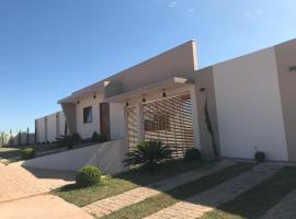 Pousada Pôr do Sol, guest house in Cunha