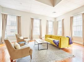 Sonder at Baronne Manor, serviced apartment in New Orleans