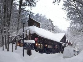 Double Black Hotel, hotel in Hakuba
