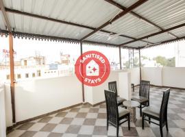 OYO 76661 Hotel Raj, hotel near Gulab Bagh and Zoo, Udaipur