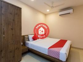 Vaccinated Staff- OYO Flagship 76610 Hotel Grandeur, hotel in Mumbai