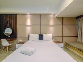Great Choice Studio Apartment Orange County By Travelio, apartment in Bekasi
