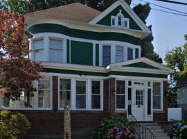 5 Star Victorian Mansion-Downtown No Locals, hotel near Presque Isle State Park, Erie