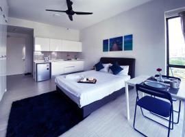 Lily & Loft - The Grand Sofo, Petaling Jaya, hotel near Evolve Concept Mall, Petaling Jaya